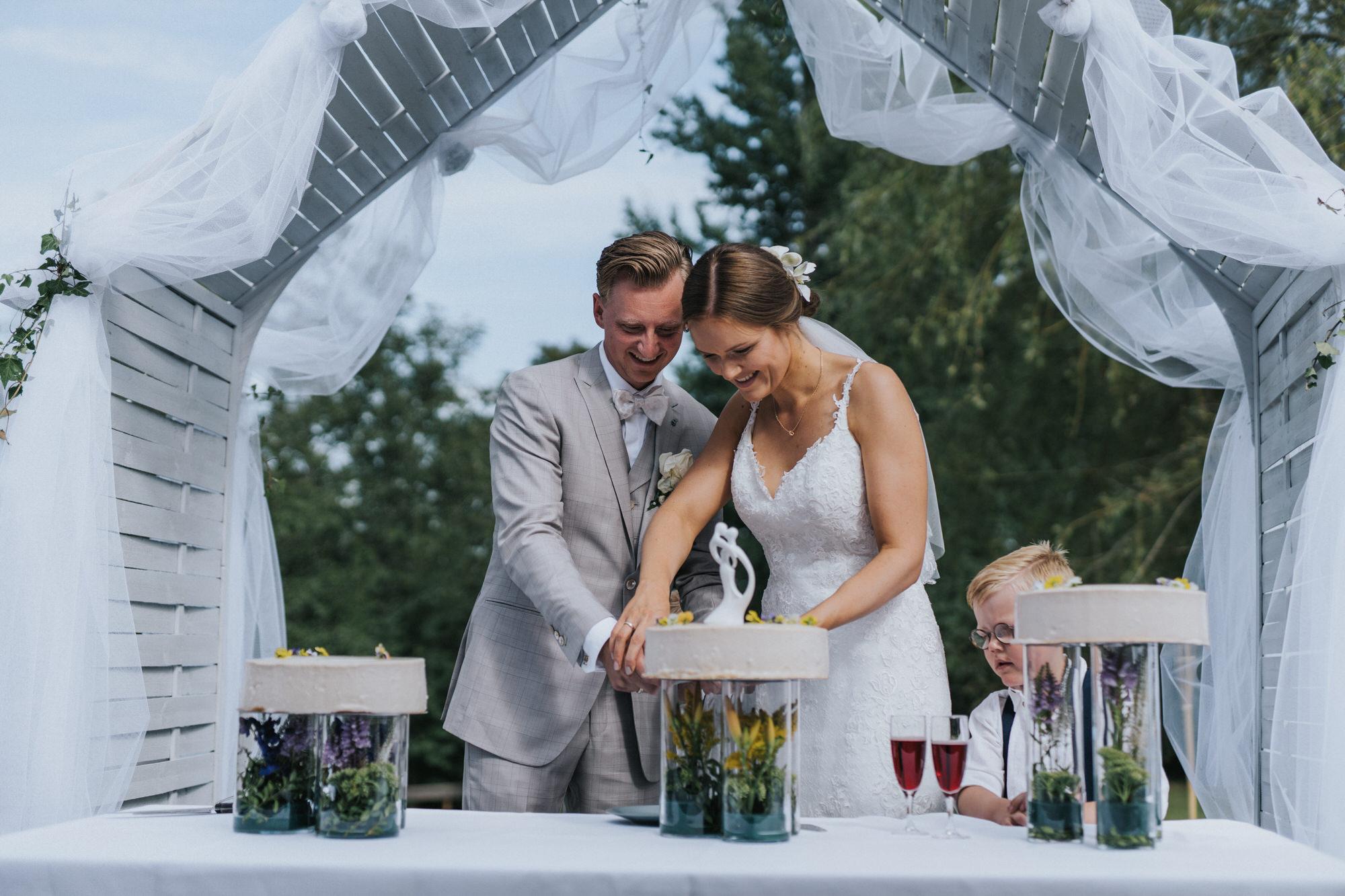 Bryllupsfest hvor der ikke må mangle noget